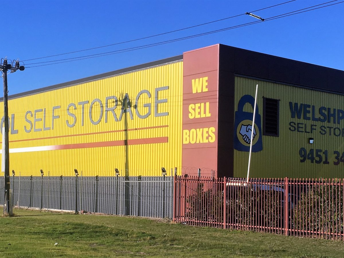 The history of Self Storage | Storage in Kewdale | Welshpool Self Storage