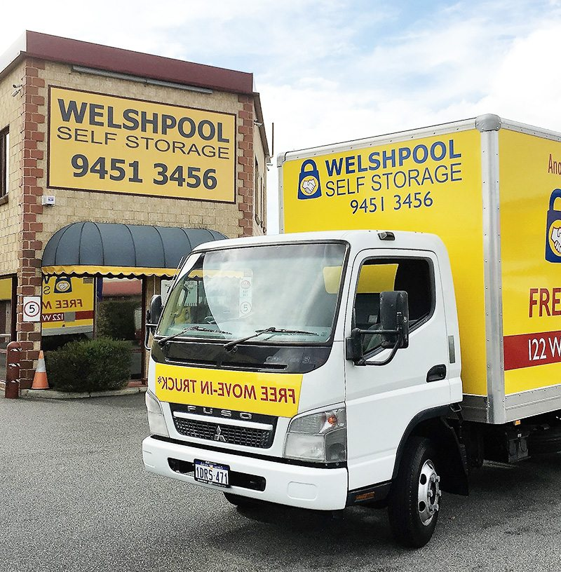 Self Storage Welshpool: Electronics Storage | Welshpool Self Storage