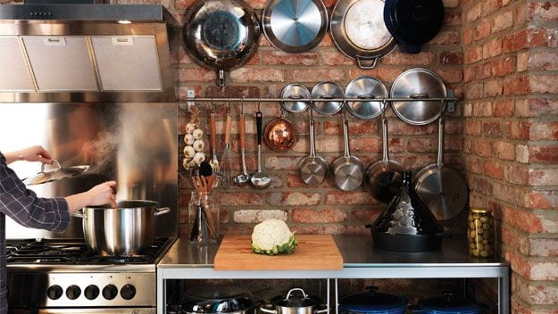 Kitchen Pots And Pans | Welshpool Self Storage