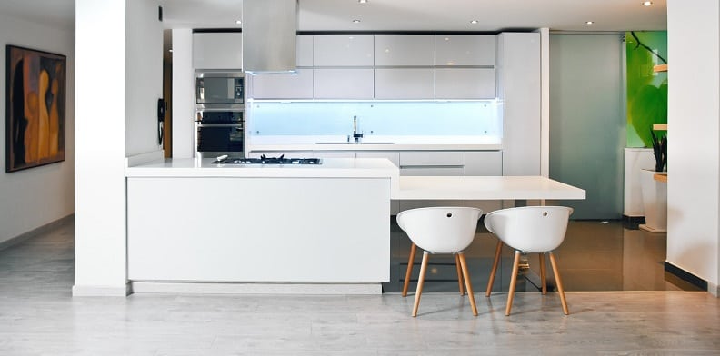 Kitchen | Welshpool Self Storage