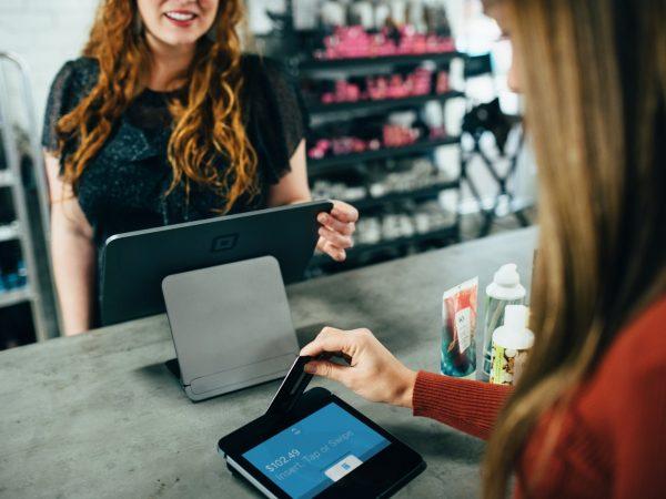 women using tablets