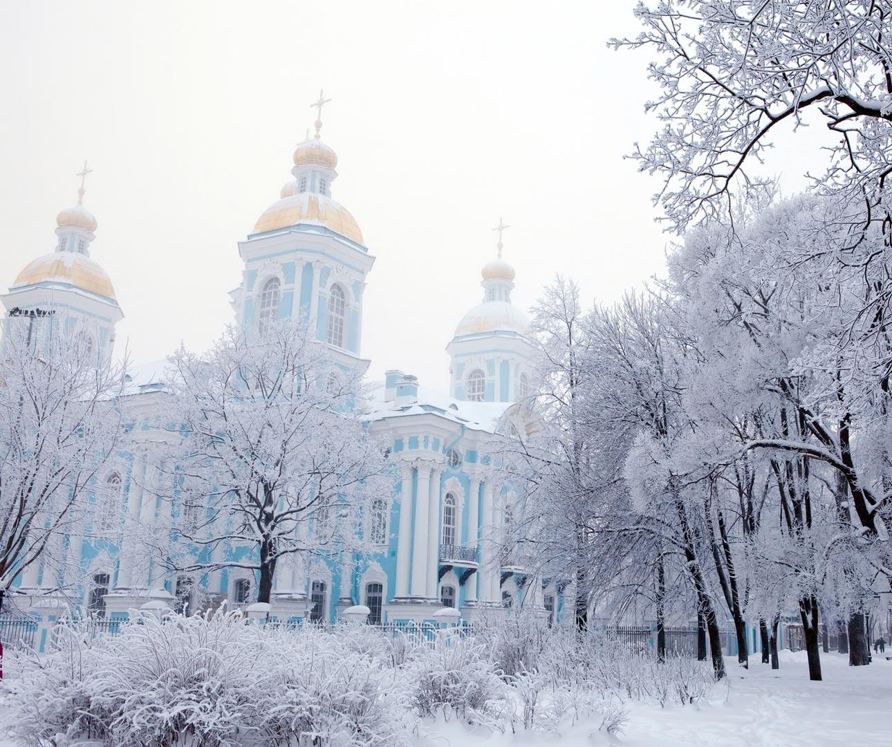 St. Petersburg Snow