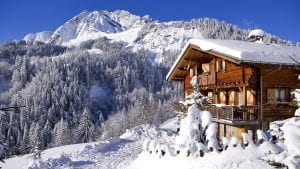 Garmisch-Partenkirchen winter