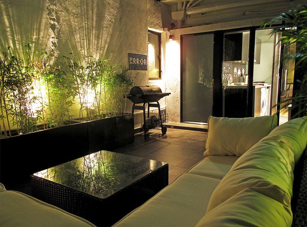 nature themed interior design