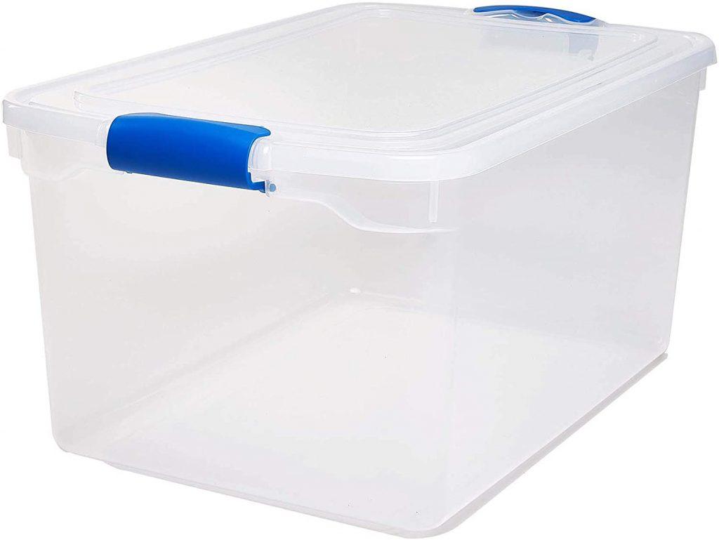 Transparent Container Box